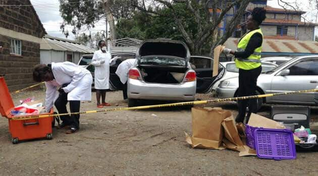 DPP Haji says Jacque Maribe's car to remain in police custody until investigation is over