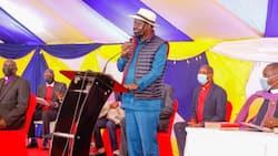 """Raila Aamrisha Uwanja wa Michezo Narok kubadilishwa Jina na Kuwa Ole Ntimama: """"Liandikwe Kesho"""""""