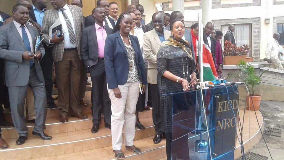 New education curriculum to continue for another year, CS Amina Mohamed says