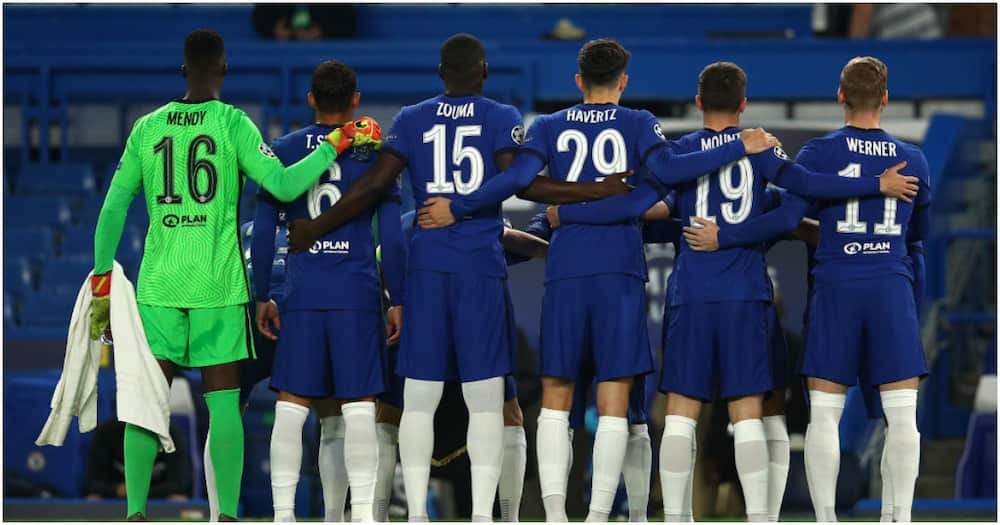 Chelsea vs Sevilla: Blues held to goalless draw in Champions League