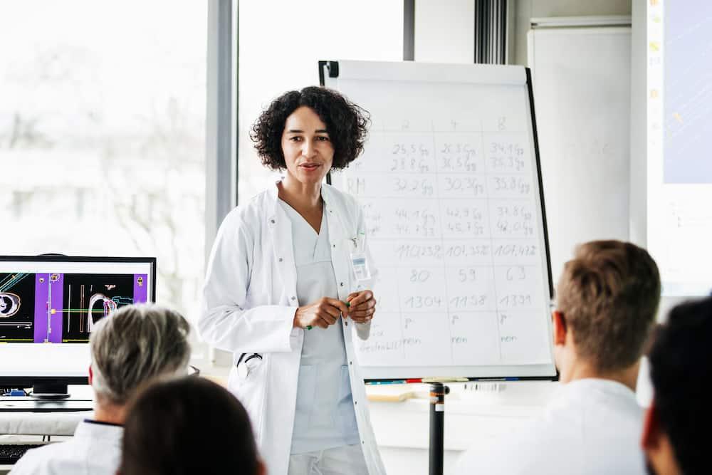Medicine courses