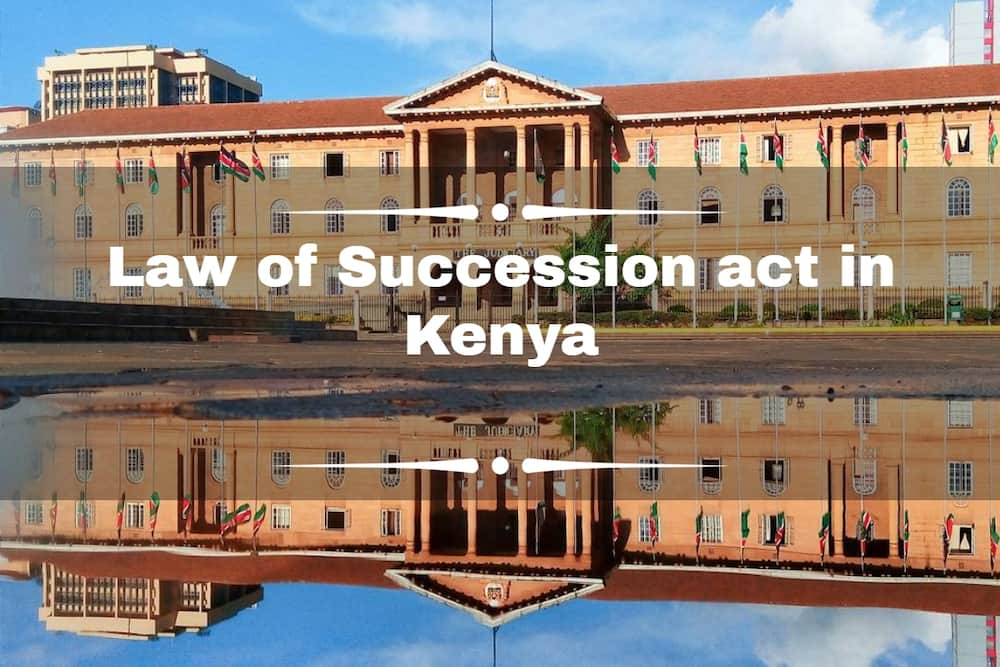 Law of Succession act in Kenya