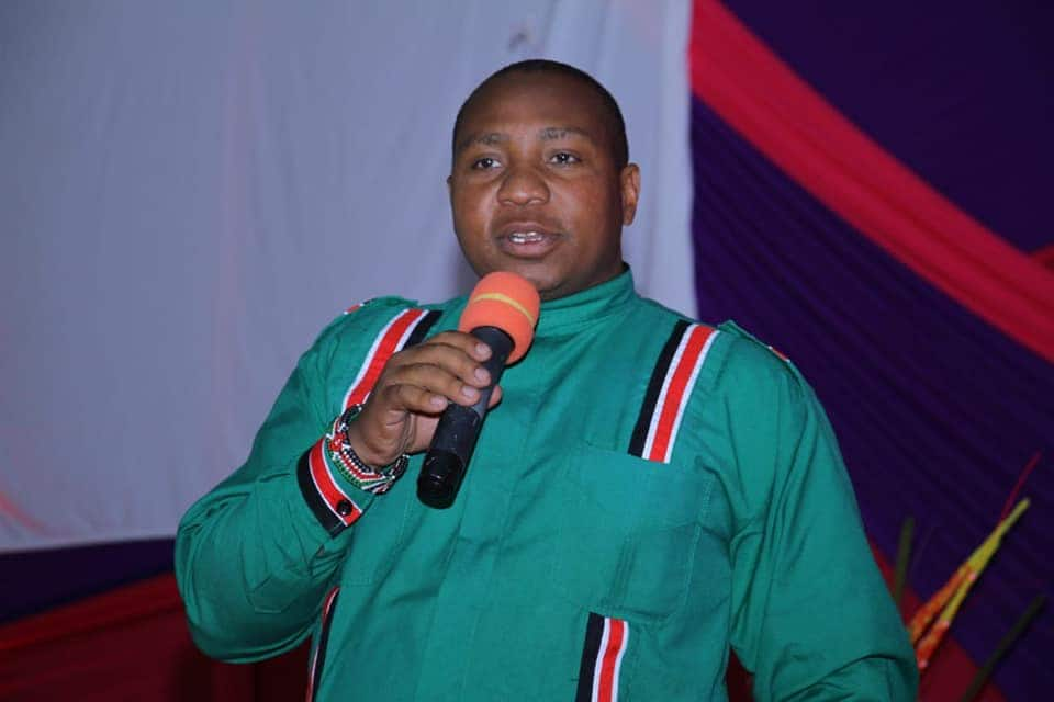 Gilgil MP slams Ole Sankok over gender slur, says he has brain disability