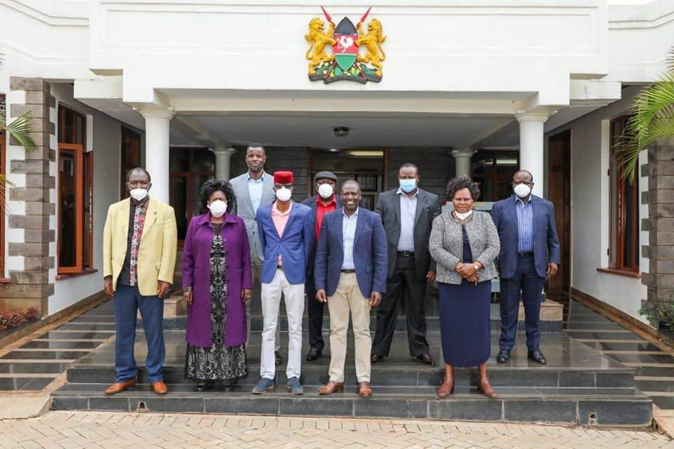 Mudavadi akerwa na gazeti lililoandika taarifa dhidi ya DP Ruto