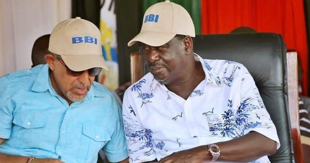 Suleiman Shahbal will be seeking the ODM ticket with which he will vie for the Mombasa governorship.