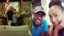 Janet Mbugua, husband prove their marriage is still strong with cute family photos