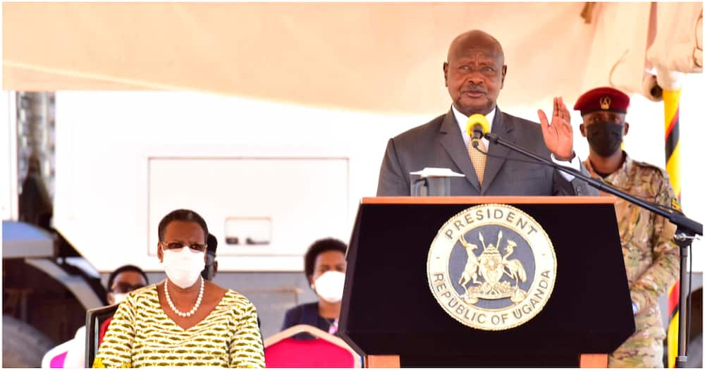 Ugandan President Yoweri Museveni has tightened COVID-19 restrictions in the country following a rise in COVID-19 deaths.