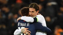Sergio Ramos details key part Neymar played in his move to PSG