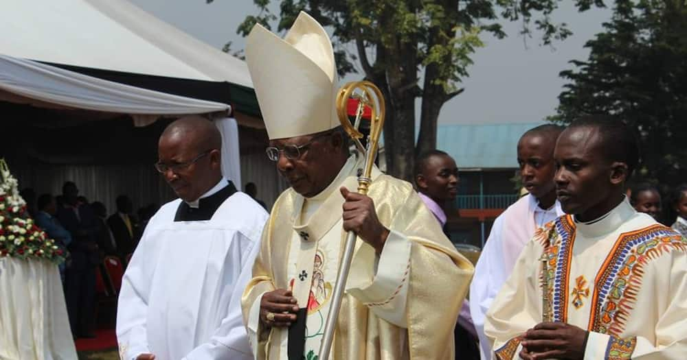 Cardinal John Njue dismisses resignation claims, says he's still in active pastoral service