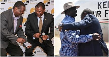 Wetang'ula says only referendum, not Uhuru-Raila handshake, will unite Kenya