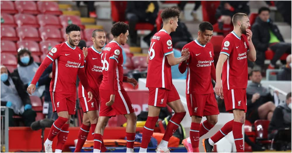 Liverpool Revive Slim Top 4 Hopes with Routine Win Over Southampton