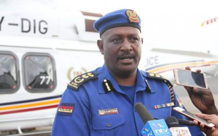 IG Mutyambai orders probe into police officers captured on video beating up JKUAT student ▷ Kenya News