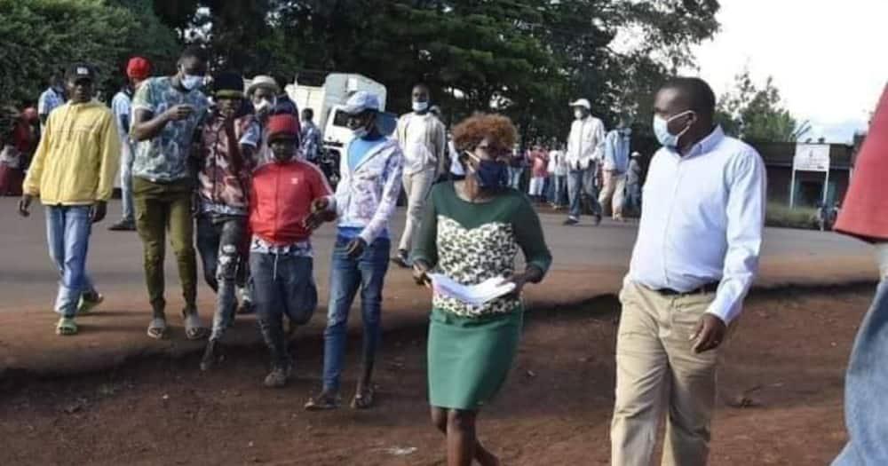 'Nduguye' Moses Kuria aongoza kampeni za BBI Gatundu Kusini