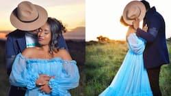 "Grace Ekirapa and Pascal Tokodi Stun in Latest Romantic Photos, Kenyans React: ""Tupelekeni Pole Pole"