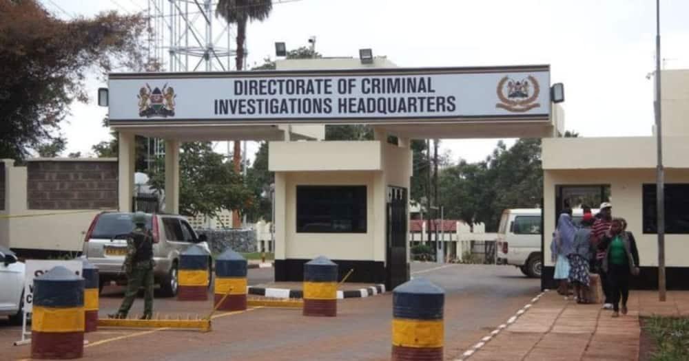 DCI Kenya.