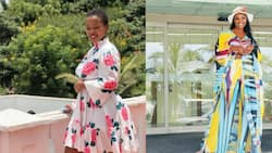 Netizens Throw Shades at Corazon Kwamboka after She Posted TBT Photo of Herself in New York