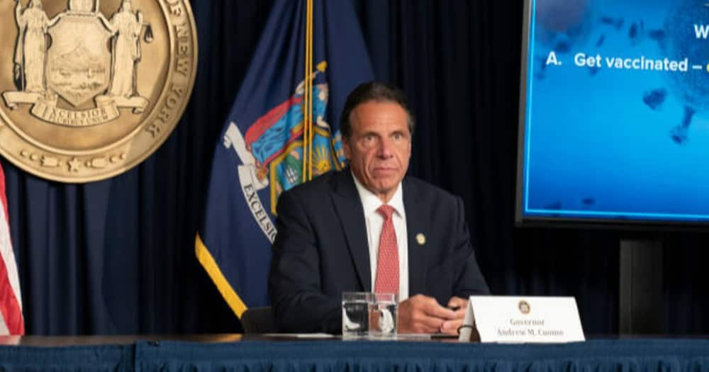 New York Governor Andrew Cuomo. Photo: Getty Images.
