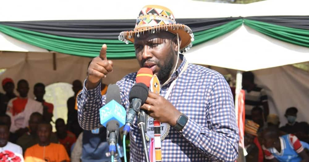 Kipchumba Murkomen claims Uhuru has abandoned Raila Odinga