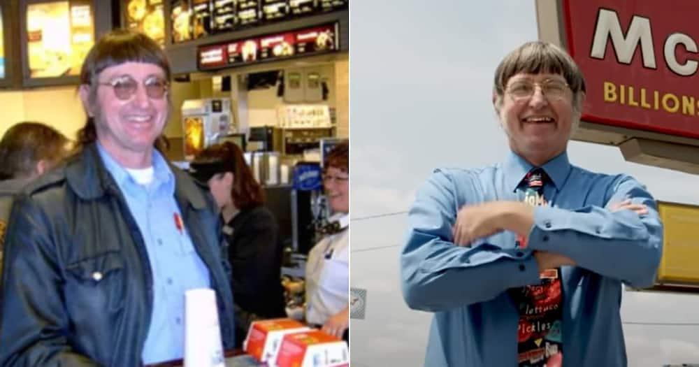 McDonald's, Big Mac, Daily, 50 years, Burgers, Wisconsin, Man, Donald Gorske, World record