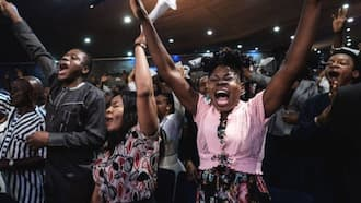 Nigerian Pastor Captured on Video Telling His Congregants to Bribe Angels for His Grace to Work for Them