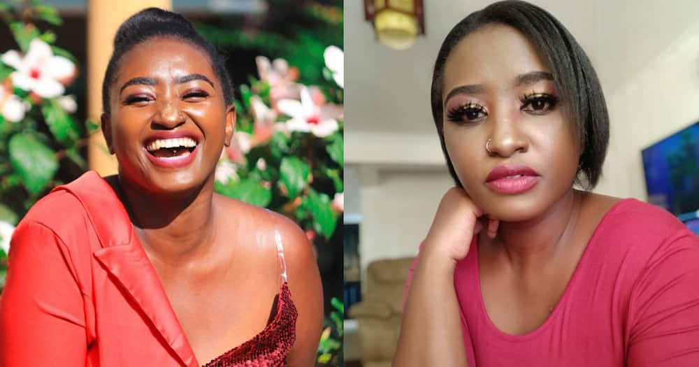 """TRHK Actress Njambi Remembers Owing Landlord, Losing Job in 2018: """"We Cried, It Was Hell"""""""