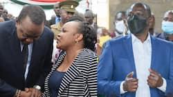 Kirinyaga: Purity Ngirici Hints at Dumping William Ruto for Uhuru after Social Media Post