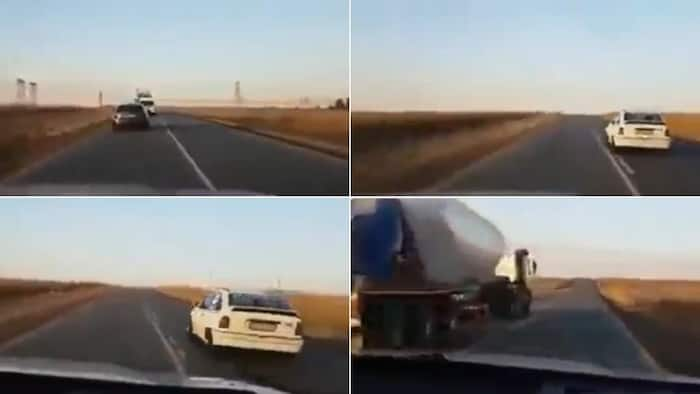 Haibo: Video of Car Overtaking at 200km/Hr Has Social Media Users Worked Up