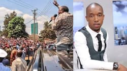 Rashid Abdalla blasts politicians flouting COVID-19 rules while citizens remain home
