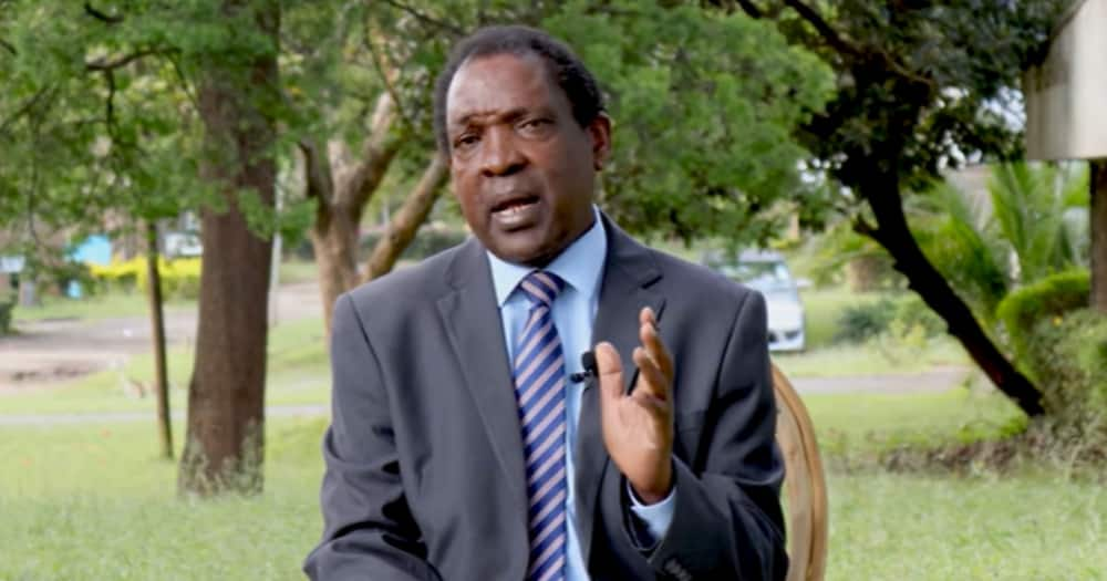 Political commentator and scholar Herman Manyora. Photo: Herman Manyora.