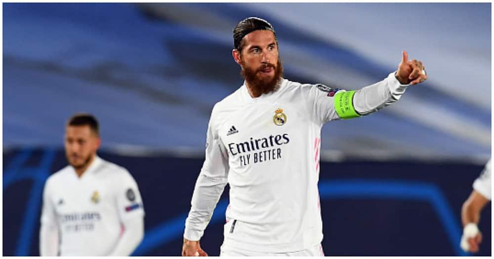 Sergio Ramos - Getty images.