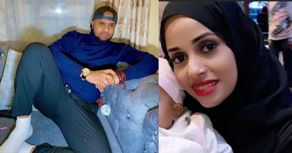 Shujaa: Jamal Gaddafi romantically celebrates beautiful wife Ahlaam as she turns a year older
