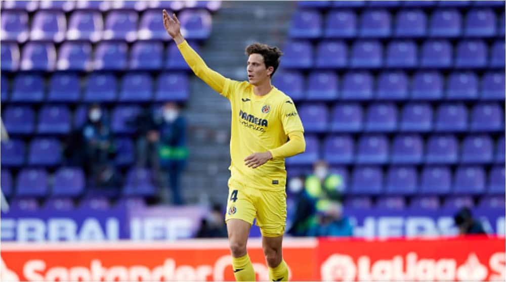 Villareal's Pau Torres - Getty Images
