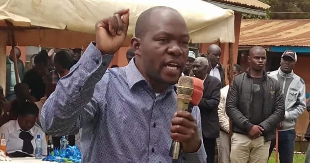 Caleb Hamisi: Luhya elders condemn attack on Saboti MP, call for investigations