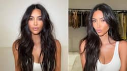 Kim Kardashian Thanks Estranged Hubby Kanye West for Teaching Her to Love Herself