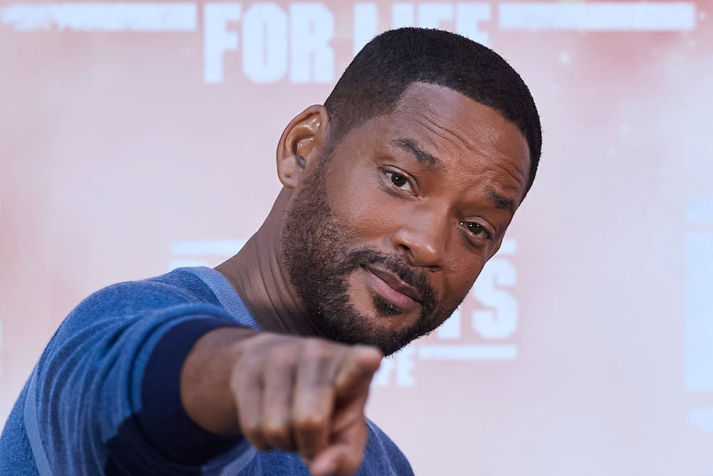 Will Smith said he is not in his perfect shape. Photo: Will Smith.
