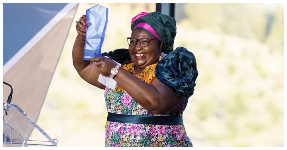 Kenyan woman named Australian local hero for helping migrant women