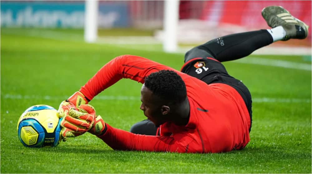 Édouard Mendy: Chelsea finally confirm signing of Rennes goalkeeper