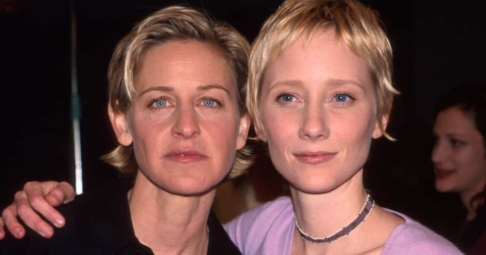 Ellen DeGeneres's Ex Anne Heche Throws Shade at Talk Show Host in TikTok Video