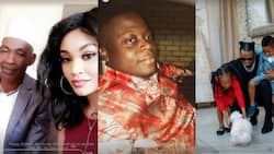 Zari Pens Happy Father's Day Message to Diamond, Dad, Late Hubby