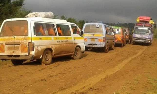 Infamous Bamba village gets first-ever tarmac road, a year after Uhuru Kenyatta sang about it