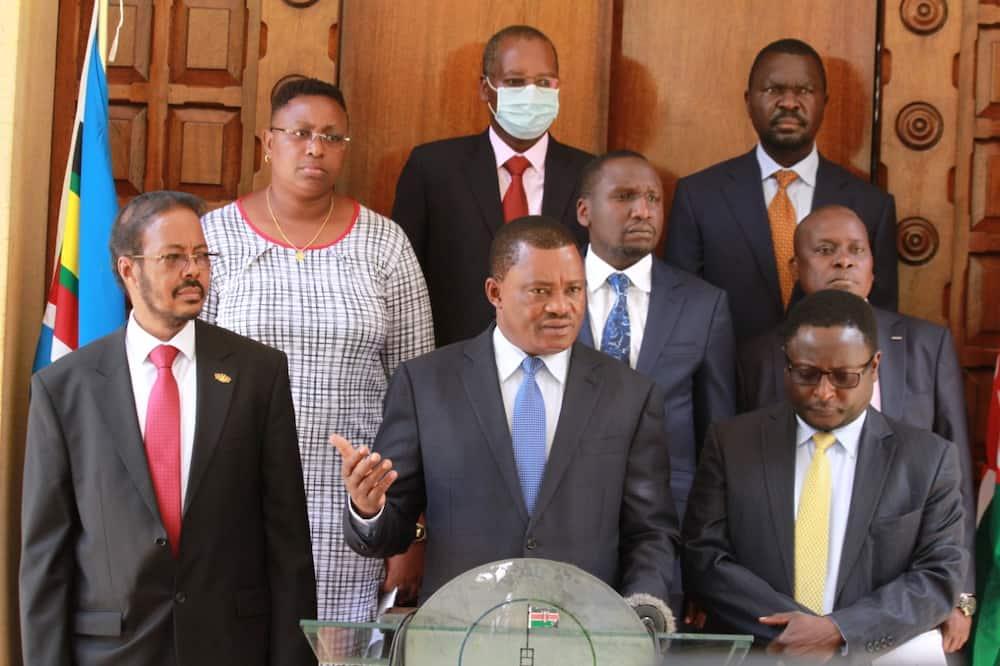 LSK president Havi says Uhuru should dissolve Parliament by October 12