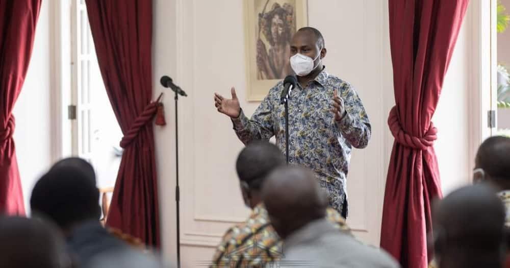 Junet Mohamed Elated after Accompanying Uhuru to Ethiopia for Safaricom Deal