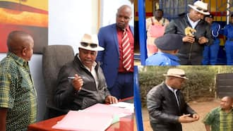 DCI Boss George Kinoti Shows Incredible Acting Skills on Inspekta Mwala, Schools Officers on Service Delivery