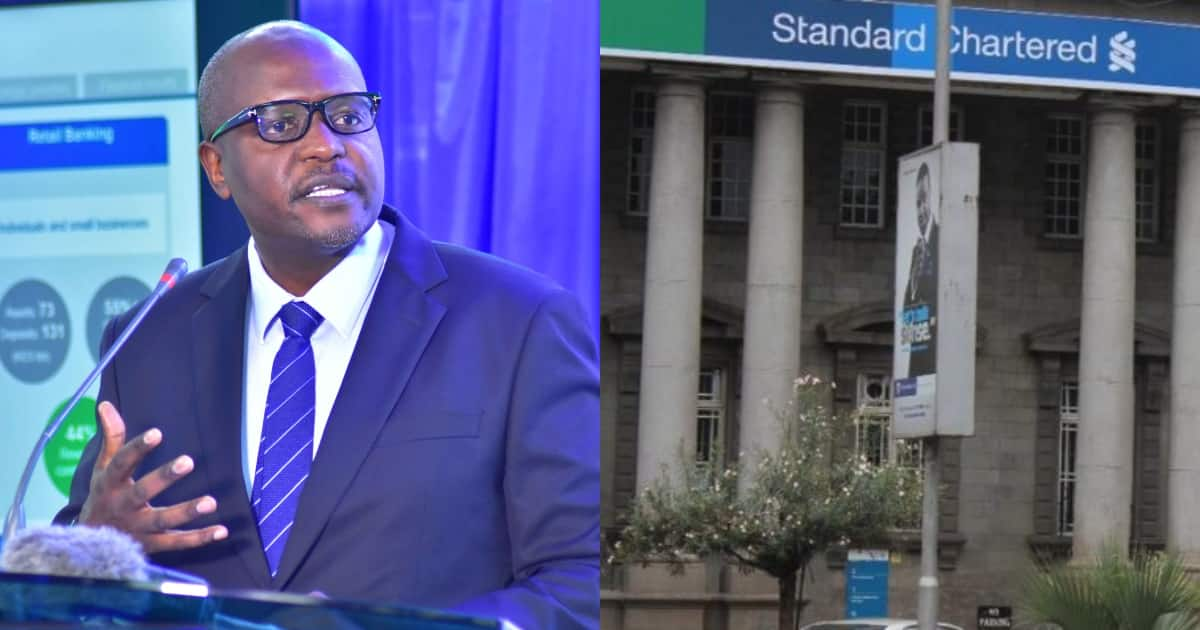 Standard Chartered posts KSh 6.2 billion profit for the first 9 months of 2019