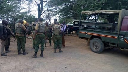 Kapedo police officer released from cell by colleagues in commando style re-arrested