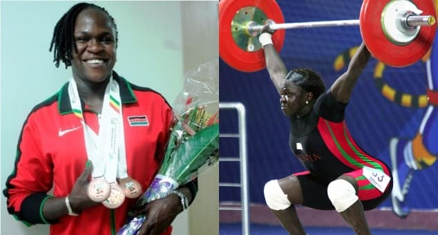 Meet Mercy Obiero, Kenya's strongest woman ▷ Kenya News