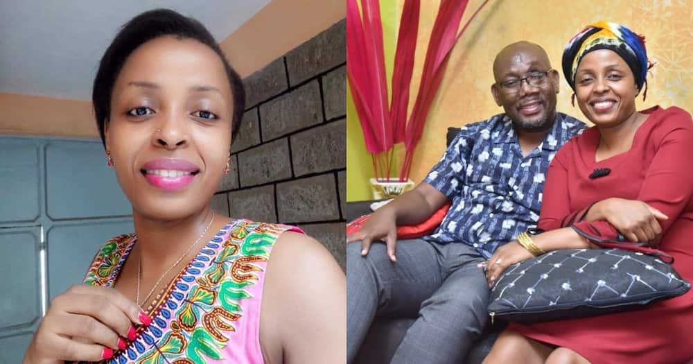Kenyan Preacher Mwende Musyoka and her husband