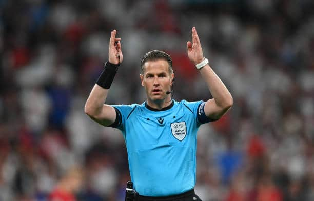 Highest-paid football referees1