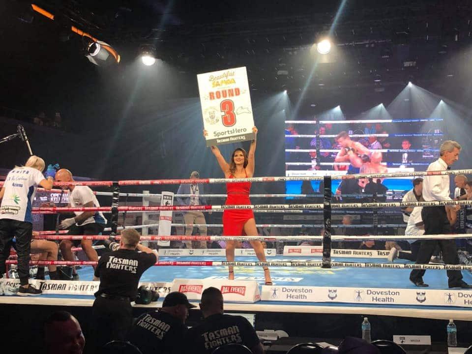 UFC ring girls' salary