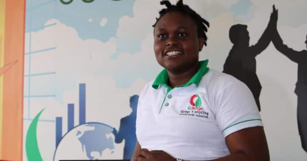 Nzambi Matee: Kenyan named UNEP's young champion of the earth for Africa